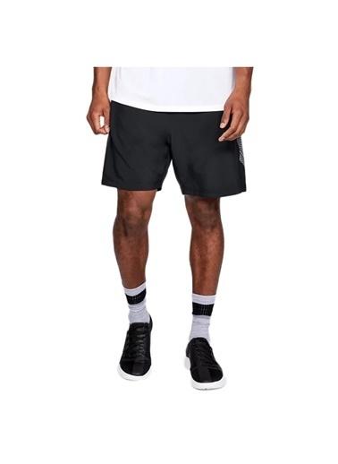 Under Armour Ua Woven Graphıc Shorts Siyah